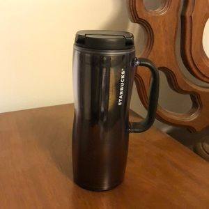 Unused Starbucks 12oz travel mug